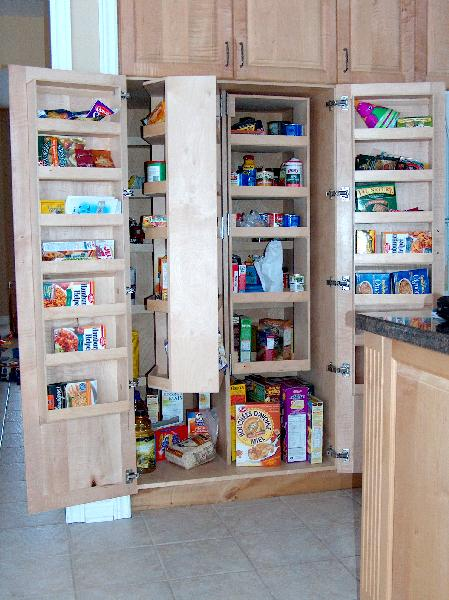Pantry for kitchen photo - 2