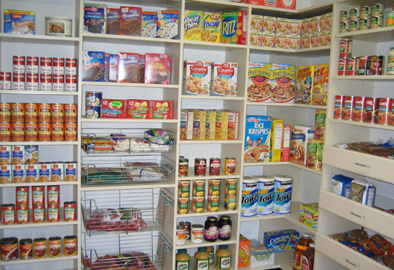 Pantry kitchen cabinet photo - 2