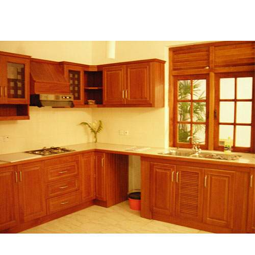 Pantry kitchen cabinet photo - 3