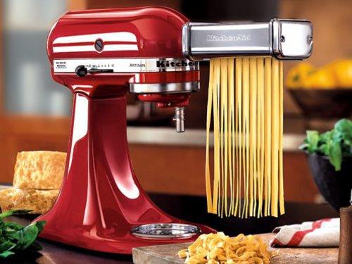 Pasta attachment for kitchenaid photo - 2