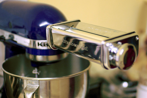 Pasta kitchenaid photo - 3