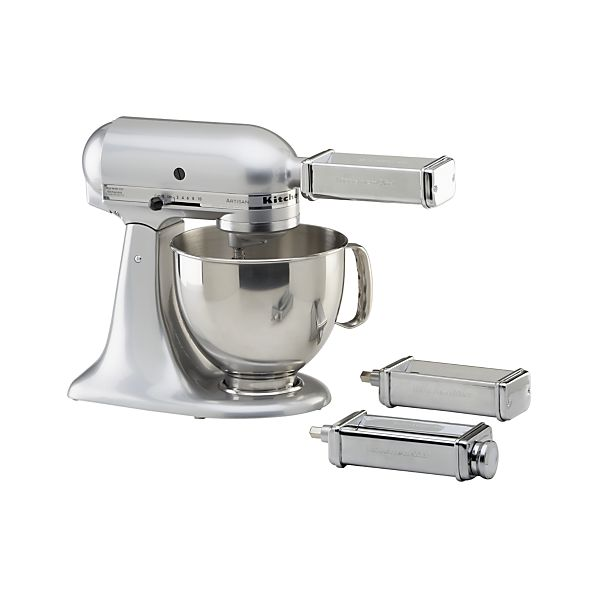 Pasta kitchenaid attachment photo - 3