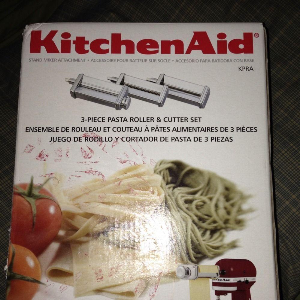 Pasta maker kitchenaid photo - 3