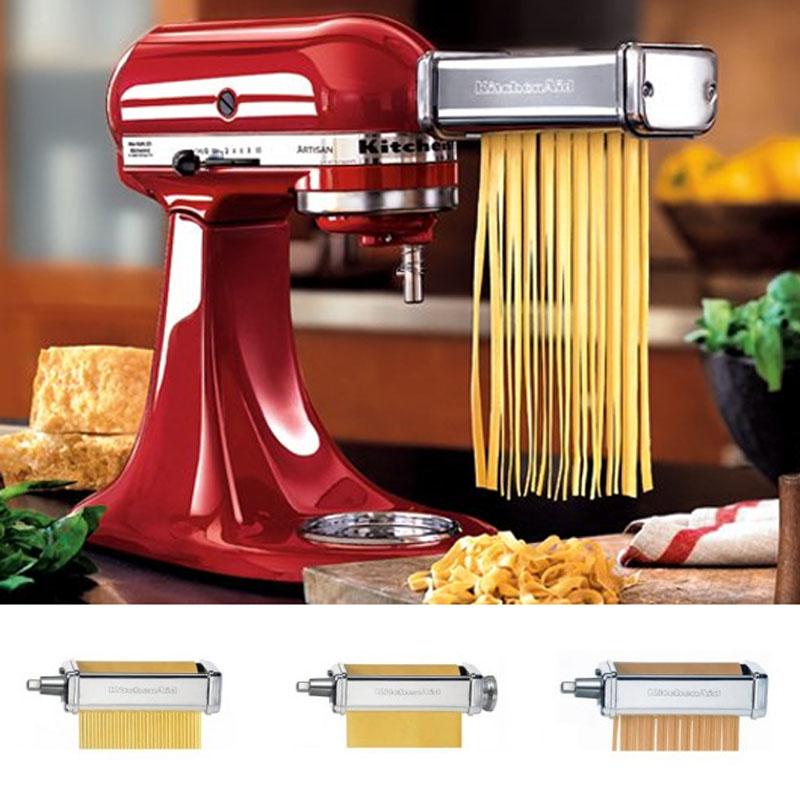 Pasta roller kitchenaid photo - 3