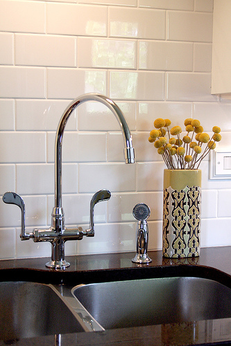 Peel and stick wall tiles for kitchen photo - 1