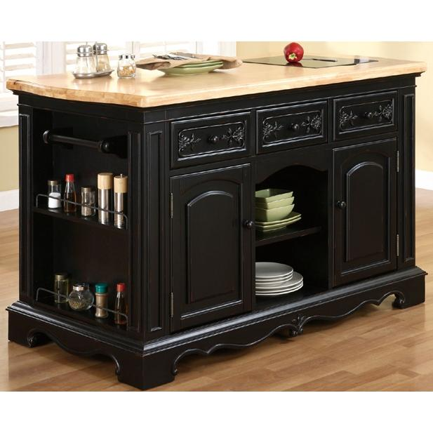 Pennfield kitchen island photo - 2