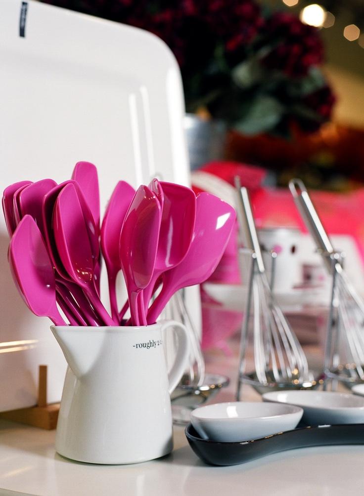 Pink Kitchen Tools Photo   3