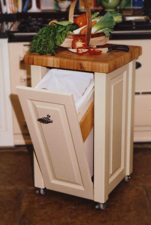 Portable island for kitchen photo - 1