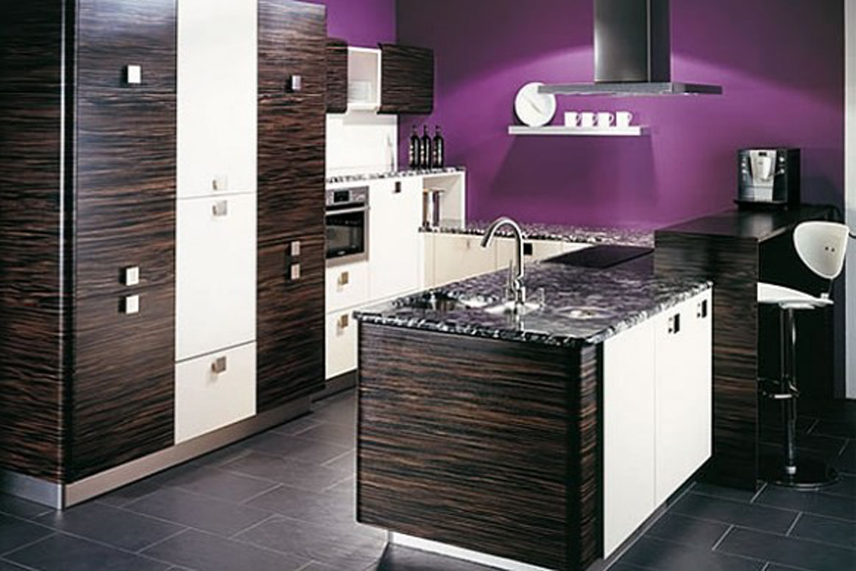 Purple kitchen accessories | | Kitchen ideas