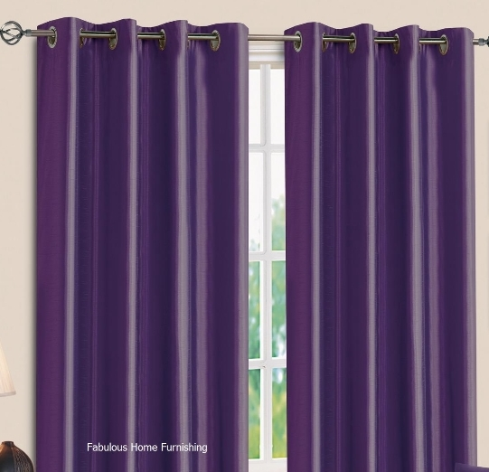 10 Photos To Purple Kitchen Curtains