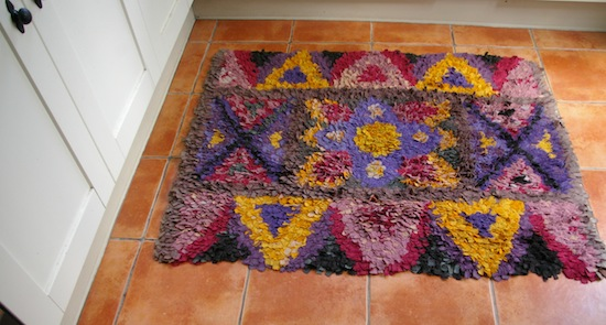 Rag rugs for kitchen photo - 3