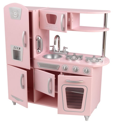 Red kidkraft kitchen photo - 1