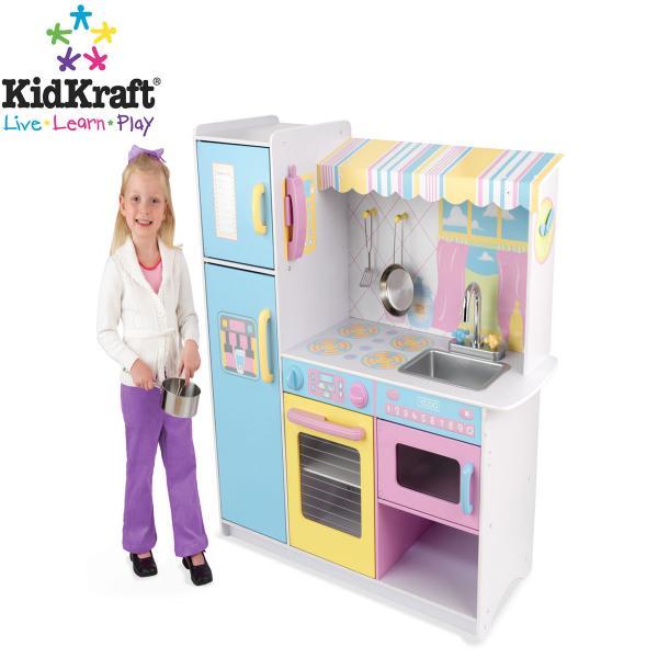 Red kidkraft kitchen photo - 2