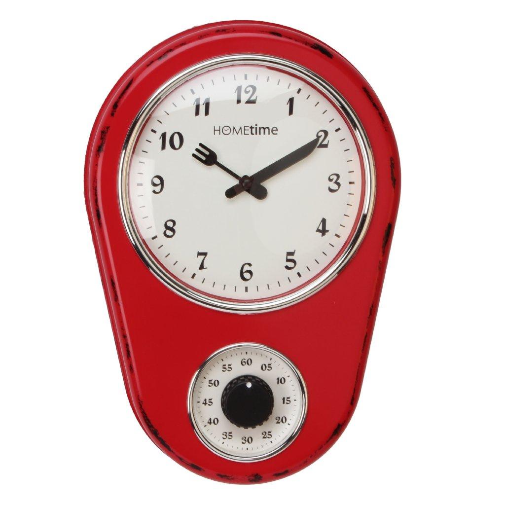 Red kitchen timer photo - 1