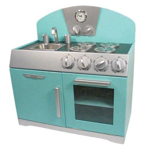 Retro kitchen for kids photo - 1