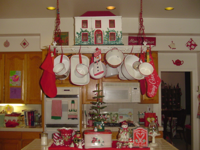Retro kitchen stove photo - 2