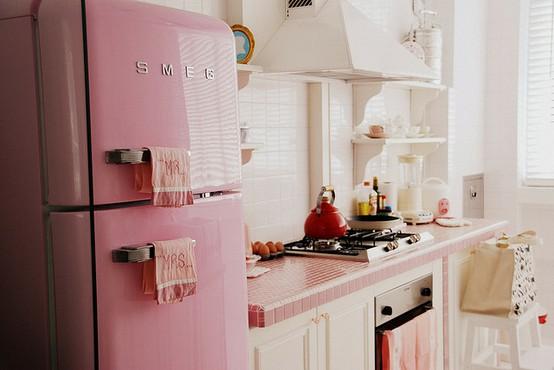 Retro kitchen table photo - 2