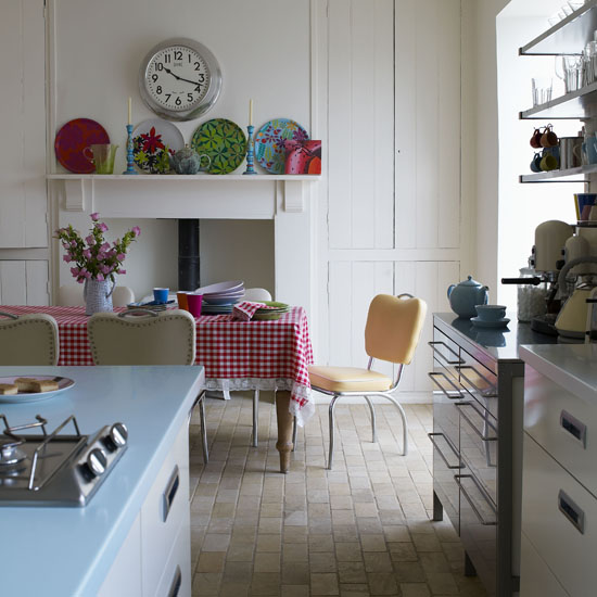 Retro kitchen table photo - 3