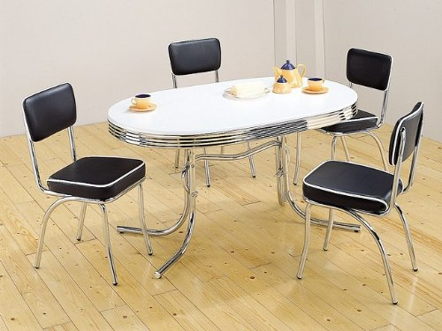 Retro kitchen table set photo - 2