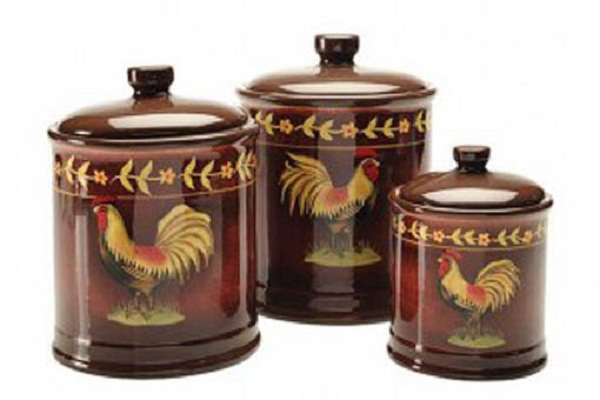 10 Photos To Rooster Kitchen Decor