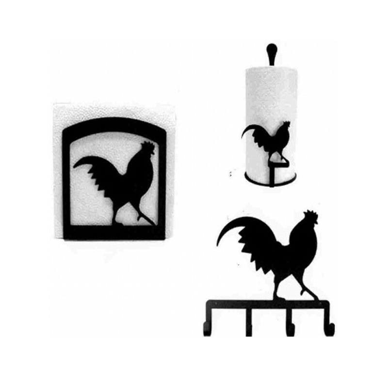 Rooster kitchen decor photo - 2