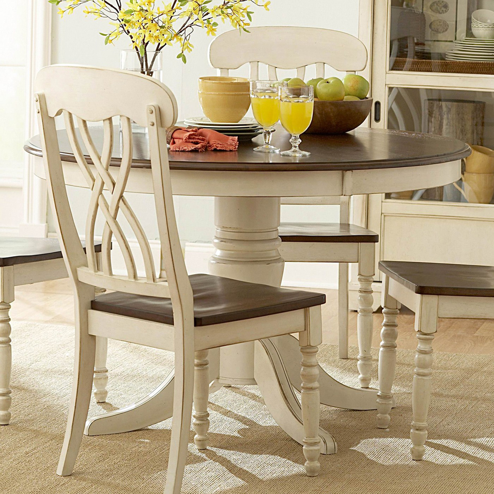 Round kitchen table photo - 2