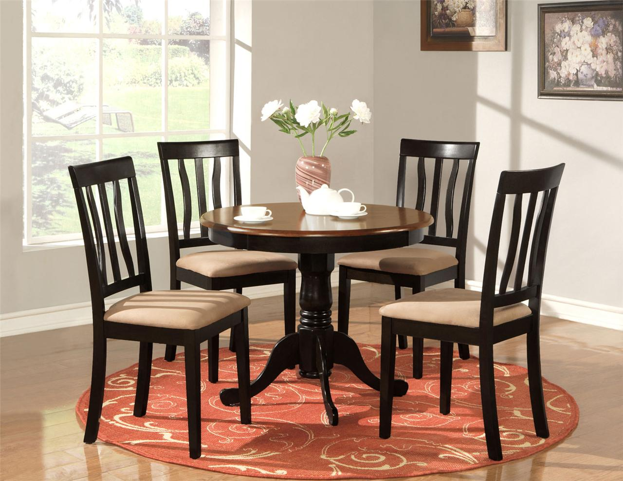 Round kitchen table photo - 3