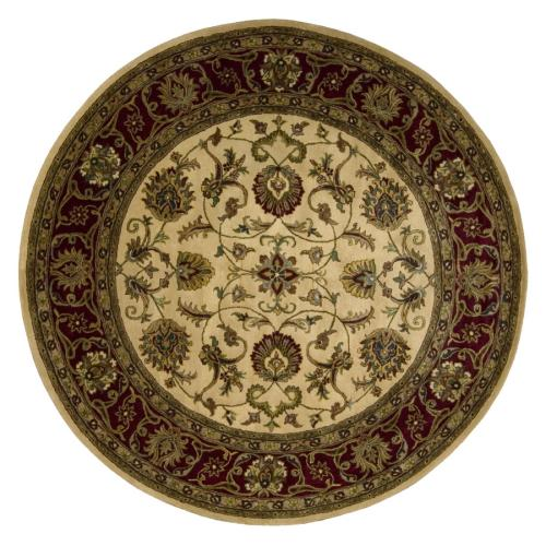 Round rugs for kitchen photo - 2