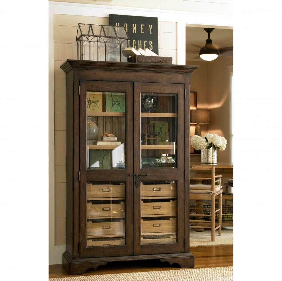 Sauder kitchen pantry photo - 2