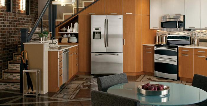 Scratch dent kitchen appliances photo - 3