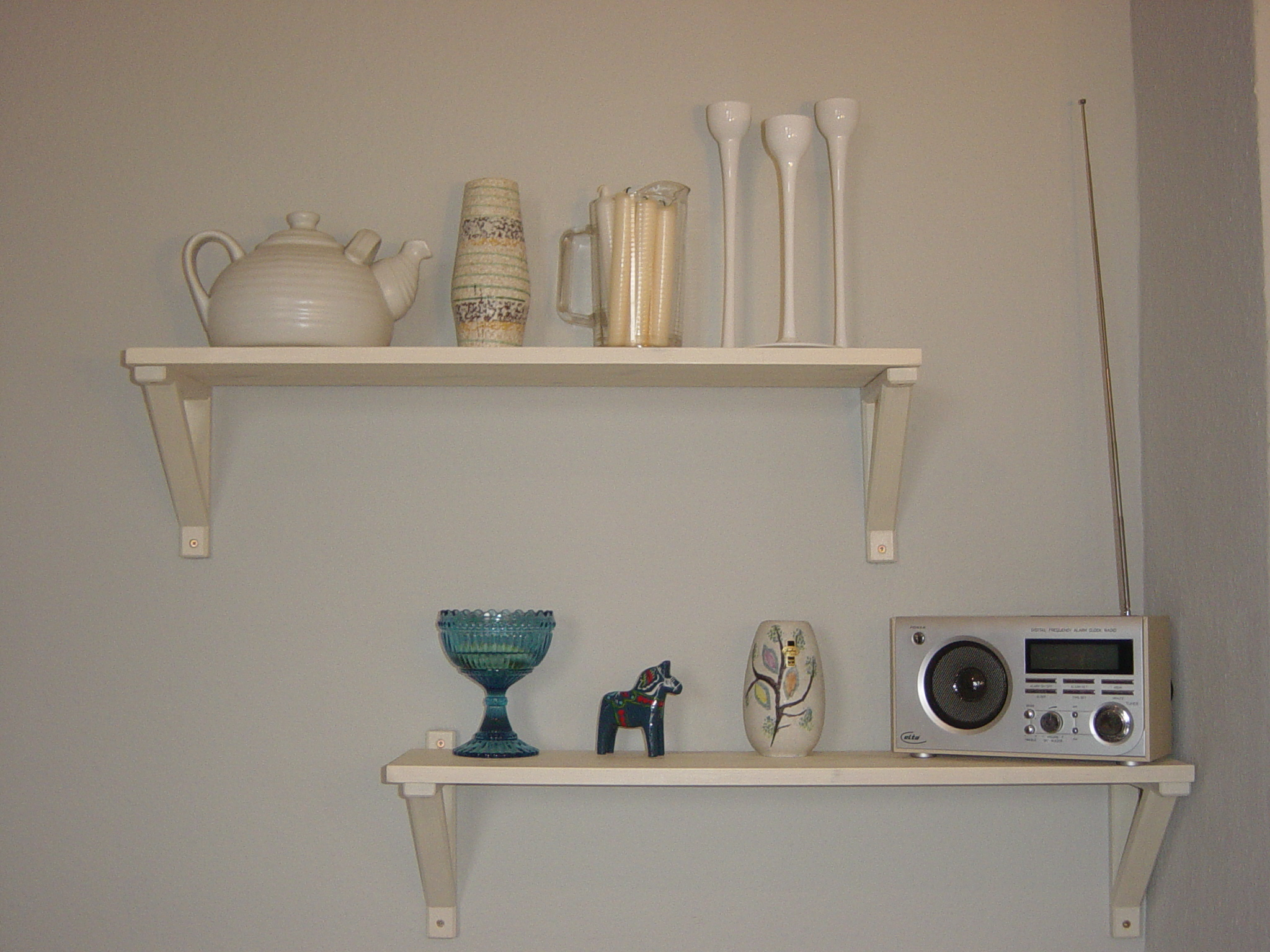 Shelf for kitchen photo - 2