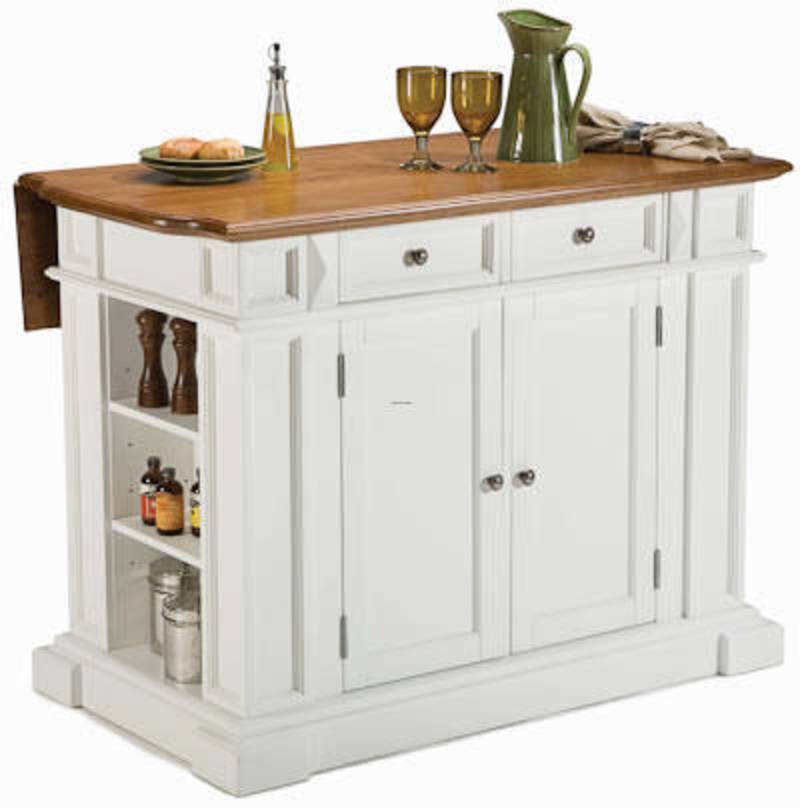 Small kitchen island photo - 3