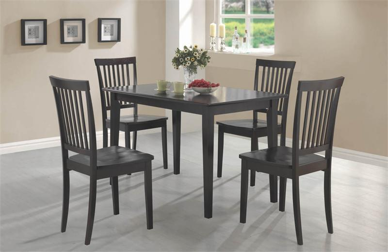 Small kitchen table and chair sets photo - 3