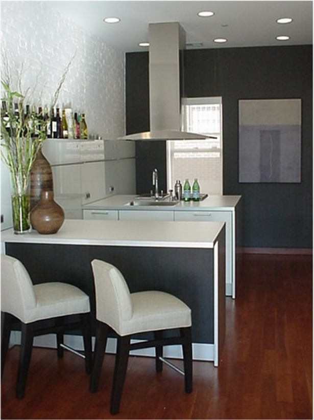 Small kitchen table ideas photo - 2