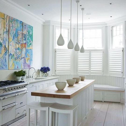 Small kitchen table ideas photo - 3