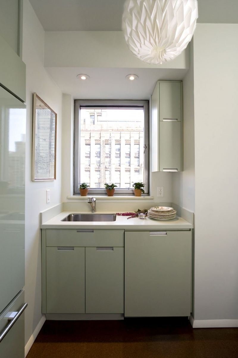 Small kitchen windows photo - 1