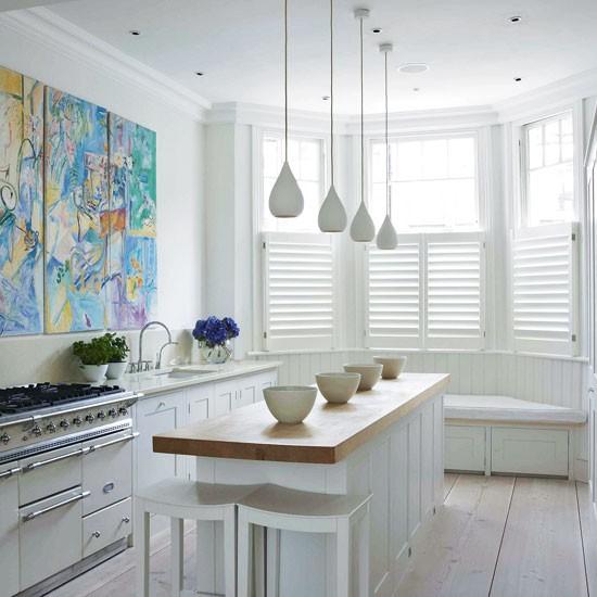 Small kitchen windows photo - 2