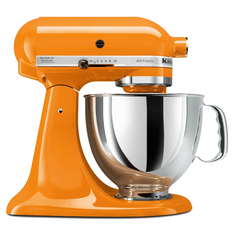 Small kitchenaid mixer photo - 2