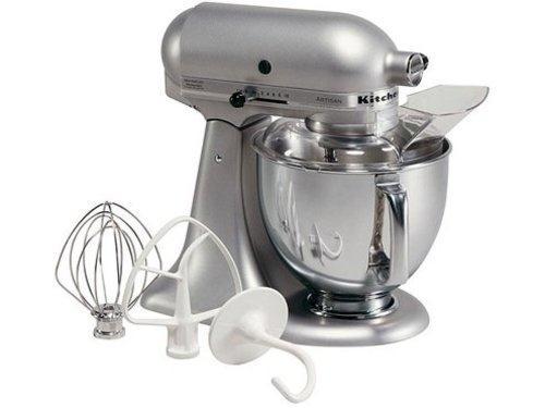 Small kitchenaid mixer photo - 3