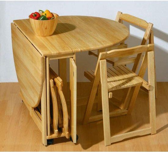 Small modern kitchen table photo - 3