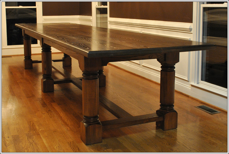 Solid wood kitchen table sets photo   1. Solid wood kitchen table sets   Kitchen ideas