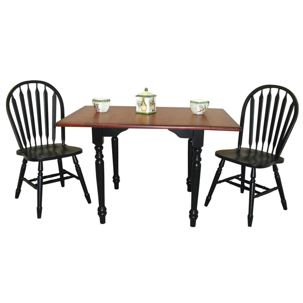 Space saver kitchen table and chairs photo - 1