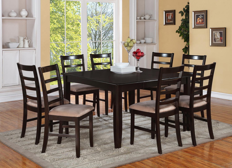 Square kitchen table sets photo - 1