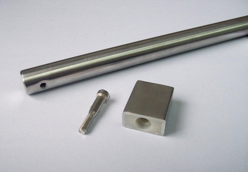 Stainless steel kitchen knobs photo - 2