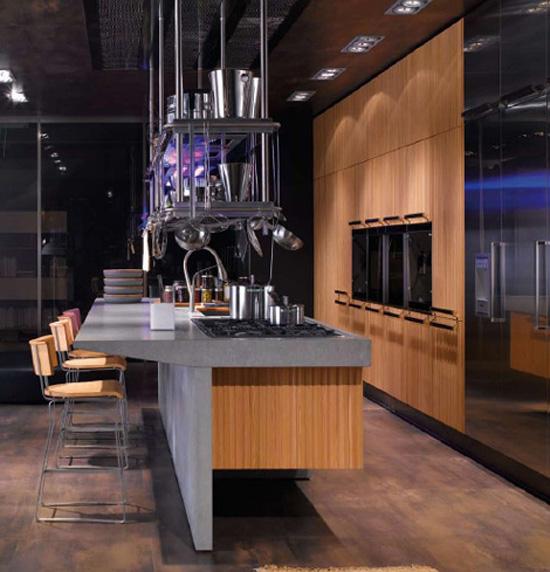 Stainless steel kitchen rack photo - 2