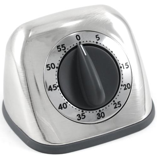 Stainless steel kitchen timer photo - 3