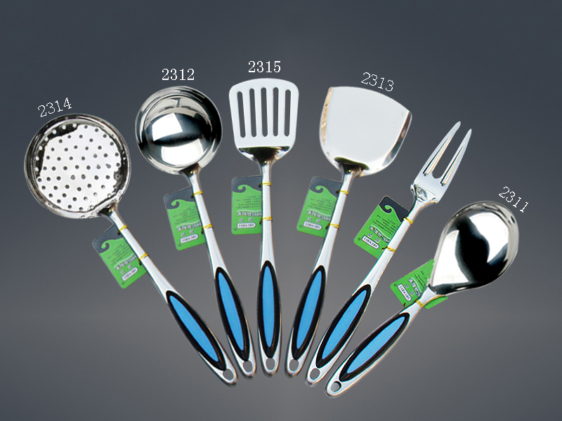 Stainless steel kitchen tools photo - 1