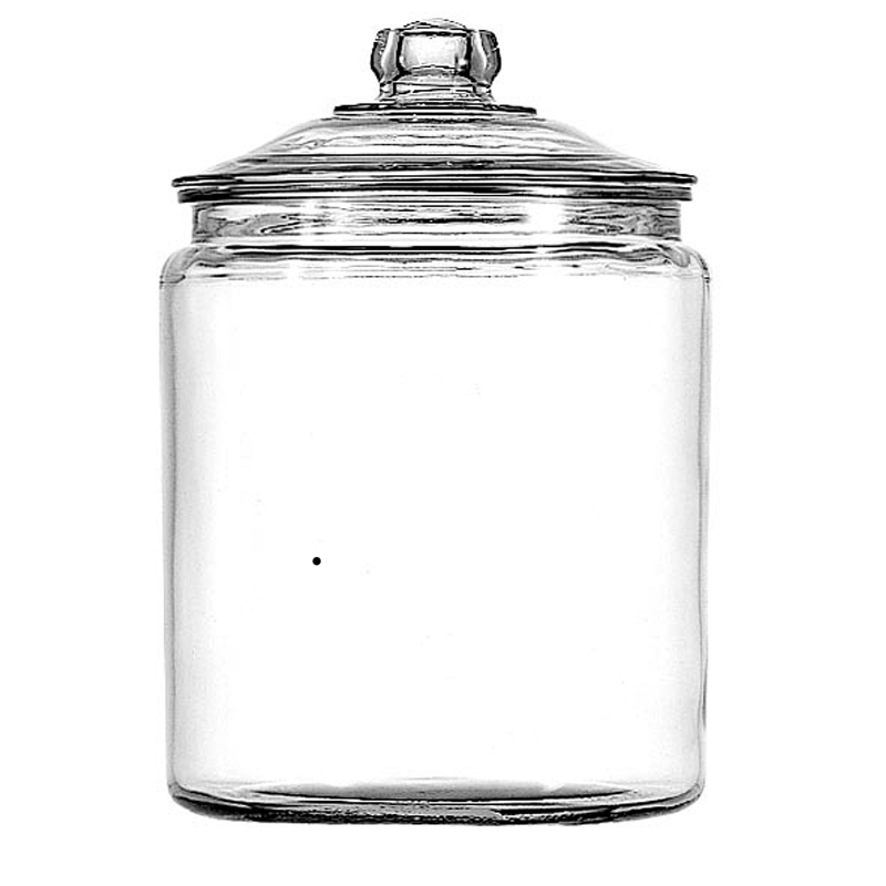 Storage jars for kitchen photo - 1