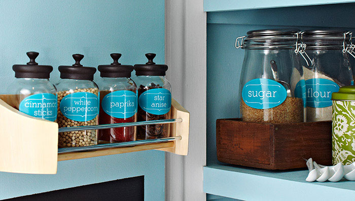 Storage jars for kitchen photo - 3