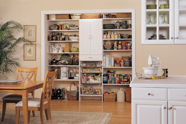Storage pantry for kitchen photo - 3